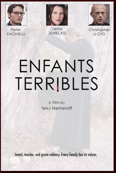 Enfants Terribles movie poster